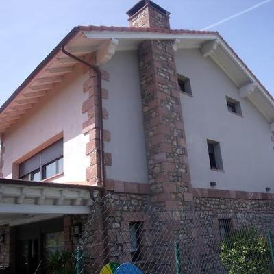 exterior de fachada