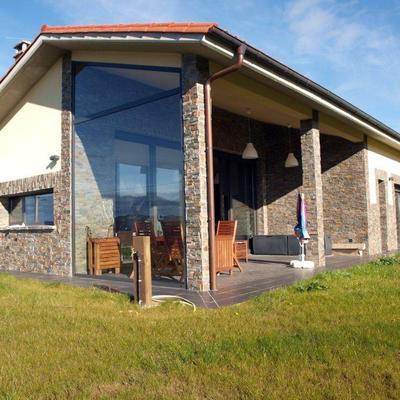 exterior vivienda en Langreo 1