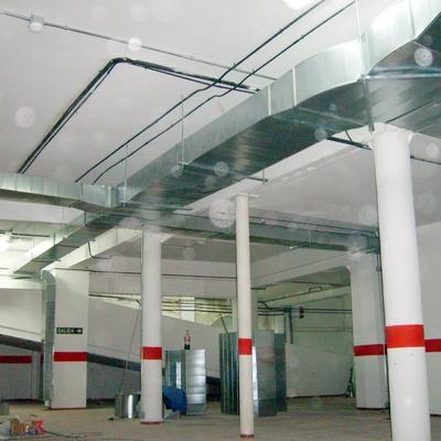 Extracción garajes