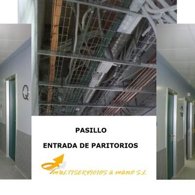 Obra para Hospital Fundación Jimenez Diaz