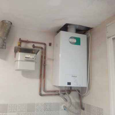 instalaciones de gas con calentadores estancos vaillant