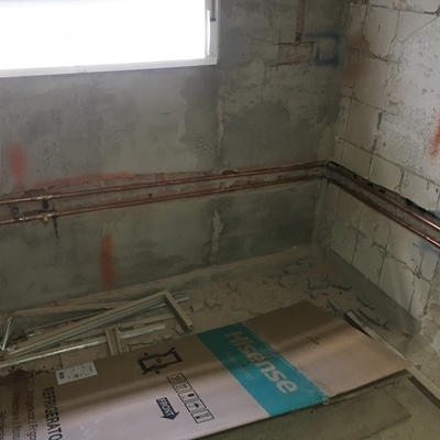 instalacion tuberias de cobre