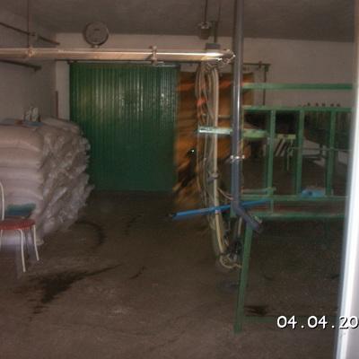 Fábrica de Envasado de Azucar.
