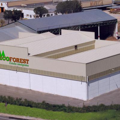 Fabrica de pellets Villacañas,