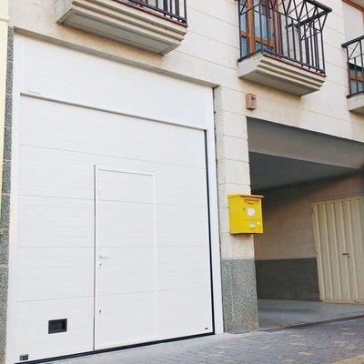 puertas garaje navarra