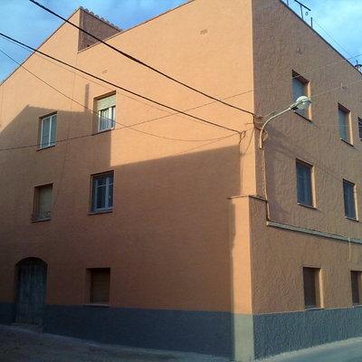 façana acabada