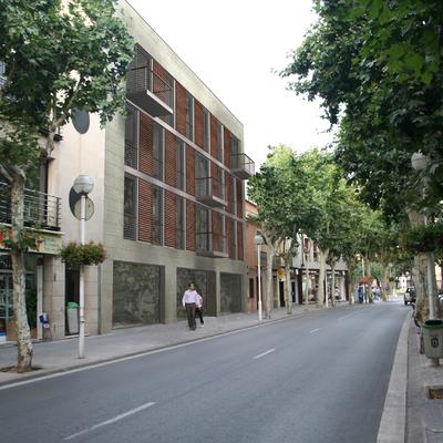 Edifici d'habitatges Sabadell 3