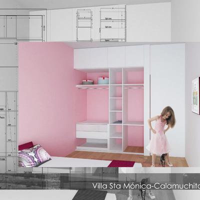 Vivienda unifamiliar , diseño de interiores