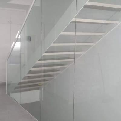 cristales escalera