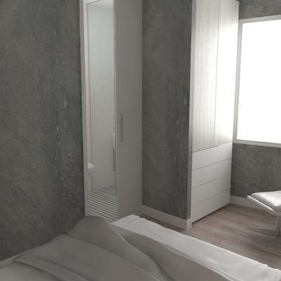 Reforma de dormitorio en Barcelona