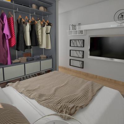 Reforma de dormitorio por Rysibcn