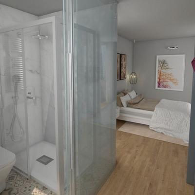 Reforma de baño y dormitorio por Rysibcn