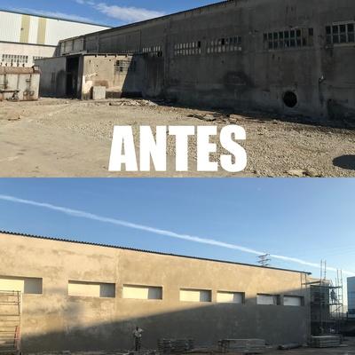SANEAMIENTO DE FACHADA