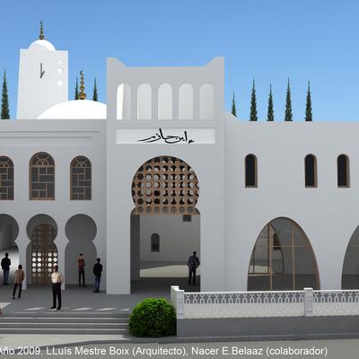 Proyecto de la Mezquita de LLeida
