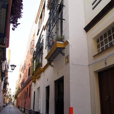 Fachada Calle Redes