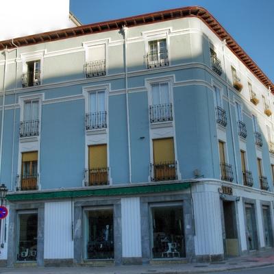 Fachada calle San Pablo