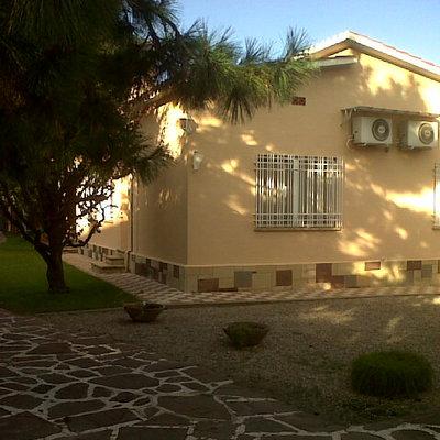 Fachada casa en Parets del Vallés