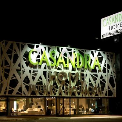 Fachada Casandra Home
