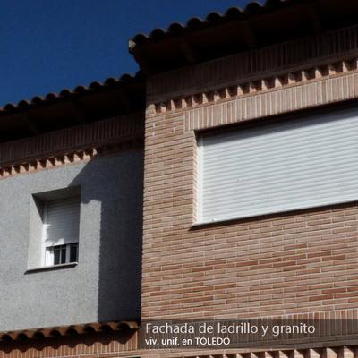 Presupuesto fachada granito en tarragona online habitissimo for Fachada de ladrillo