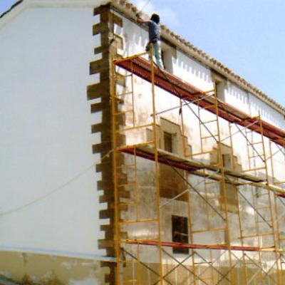 Rehabiliatcion fachada