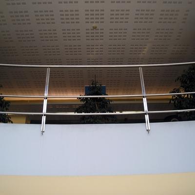 Falso techo acústico
