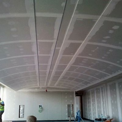 Precio pladur barcelona habitissimo - Como colocar falso techo de pladur ...