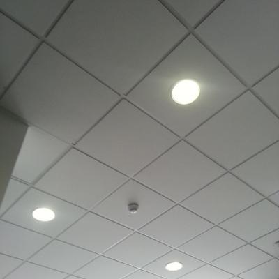 Soluciones edificaciones y servicios g5 s l el ejido alto - Falso techo registrable ...