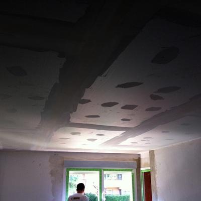 Falsos techos de pladur