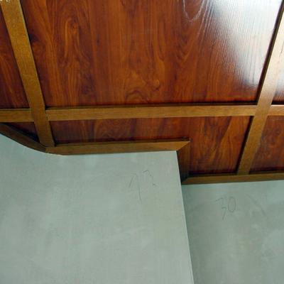 Falsos techos en madera