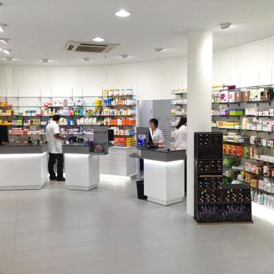 Farmacia El Arca del Agua