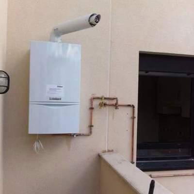calderas e instalaciones de gas