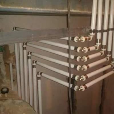 instalacion de red de agua individual en comunidades, para cada vecino