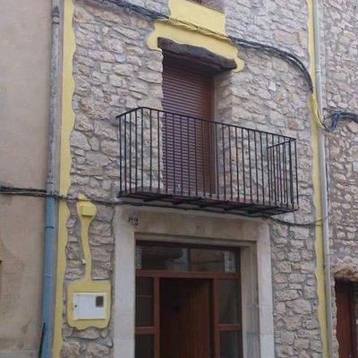 Reformas fachada casa rustica!!!