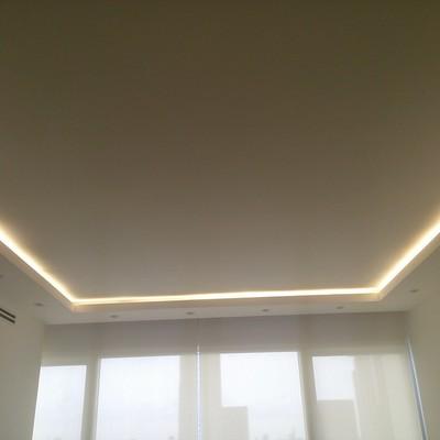 Instalación luz led