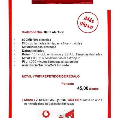 Vodafone Canarias