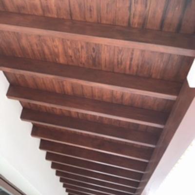Lijado y tratamientos para madera