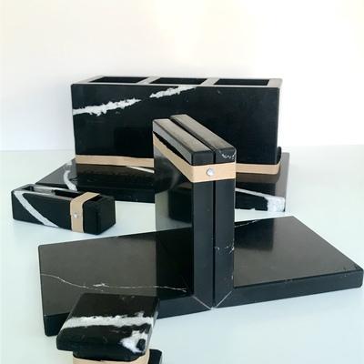 SET DE OFICINA MINIMALISTA by Luxy Stone