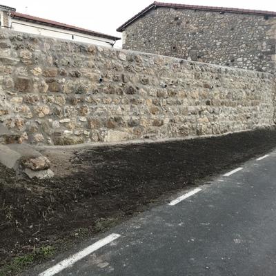 Muro acavado