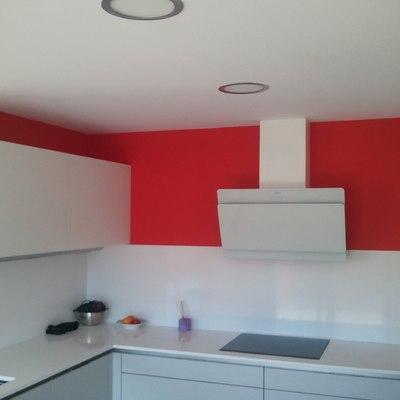pintura  cocina