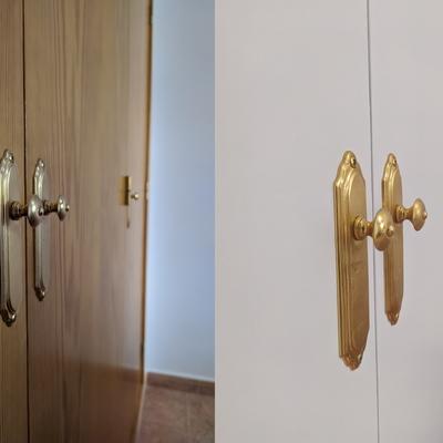 Lacado de puertas de armario