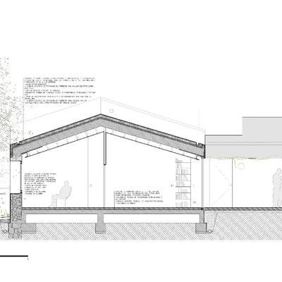 Proyecto de vivienda unifamiliar en Pozo Estrecho