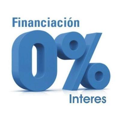 Financiación hasta 36 meses sin intereses ni comisión de apertura