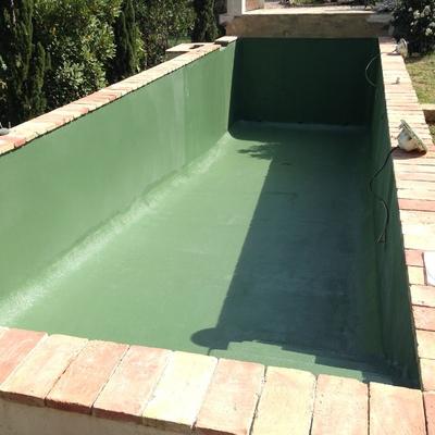 impermeabilización de vaso de piscina con poliurea