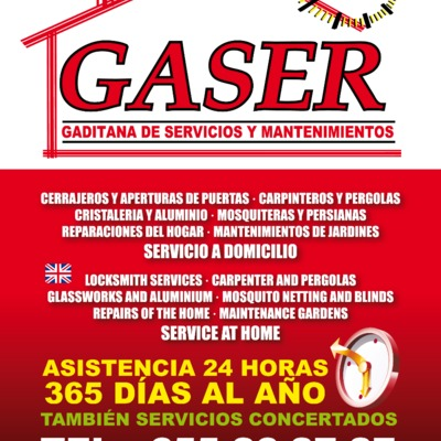 Folleto Gaser 24 Horas