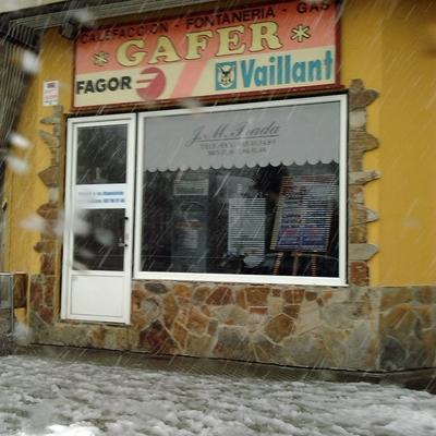 Fontaneria- Calefaccion- Gas GAFER