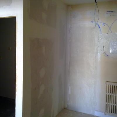 Formación pared de pladur