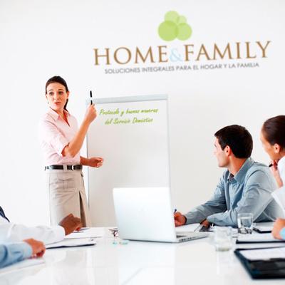 Home family agencia de servicio dom stico en madrid madrid for Agencia de empleo madrid servicio domestico