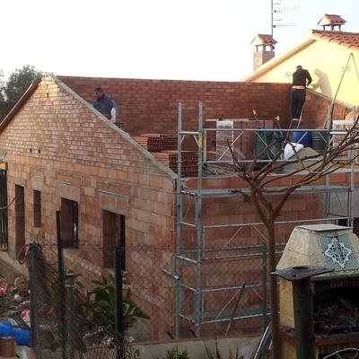formaición de tejado