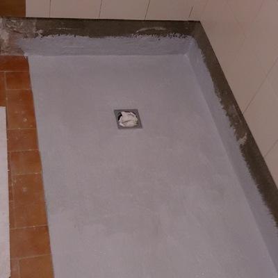 formalizar plato ducha