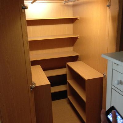 Forrado armario
